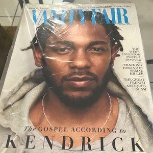 Vanity Fair Kendrick Lamar Cover August 2018